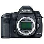 Canon EOS 5D Mark III Full Frame DSLR Camera Body $1999 No Mail in Rebate