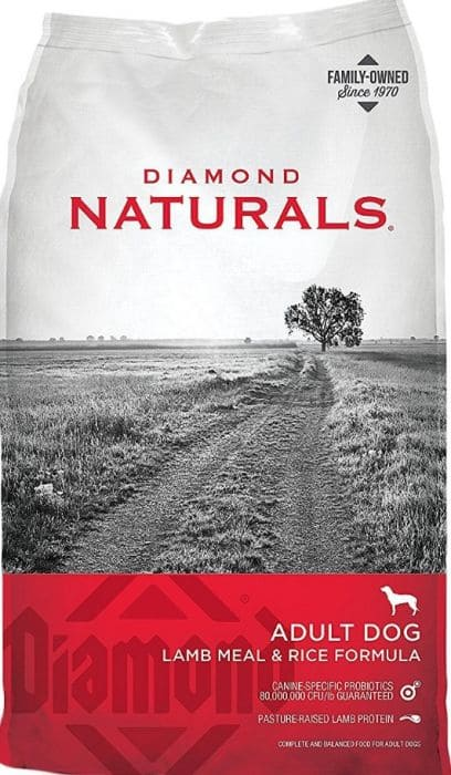 IN-STORE ONLY! Diamond Naturals dog food 40 lb bags - $29.99 - YMMV?