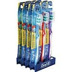 12-Pack Oral B Shiny Clean Soft Toothbrushes $8.99, May 27