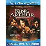 King Arthur (Director's Cut) [Blu-ray] - Amazon.com  - $4.69