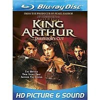 Amazon Deal: King Arthur (Director's Cut) [Blu-ray] - Amazon.com  - $4.69