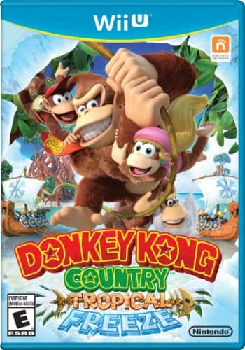 Donkey Kong Country Tropical Freeze - Nintendo Wii U - $29.99 FSSS @ Amazon