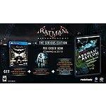 Batman: Arkham Knight - The Serious Edition (Comic Bundle) - PS4/Xbox One $69.99