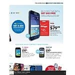 Verizon Wireless Prepaid Samsung Galaxy J1 4G LTE 8GB Smartphone Phone +$45 Account Credit + $25 in Best Buy Rewards--  $79.99