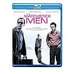 Matchstick Men (blu ray) $10 (Release Oct 14)