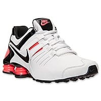 Finish Line Deal: Nike Shox Current Mens Running Shoes $56