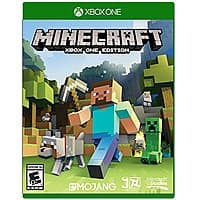 Best Buy Deal: Minecraft Xbox One $15 or $12 with GCU