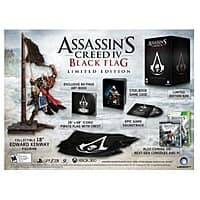 Best Buy Deal: Assassin's Creed IV: Black Flag Limited Edition - Xbox 360 $39.99 with GCU
