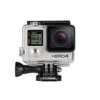 Best Buy Deal: GoPro Hero4 Silver + $50 Best Buy Gift Card-- $399