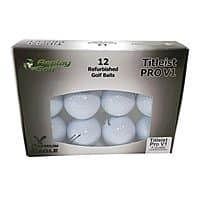 Best Buy Deal: Replay Golf - Refurbished Titleist Pro V1 Golf Balls (12-Count)  $10