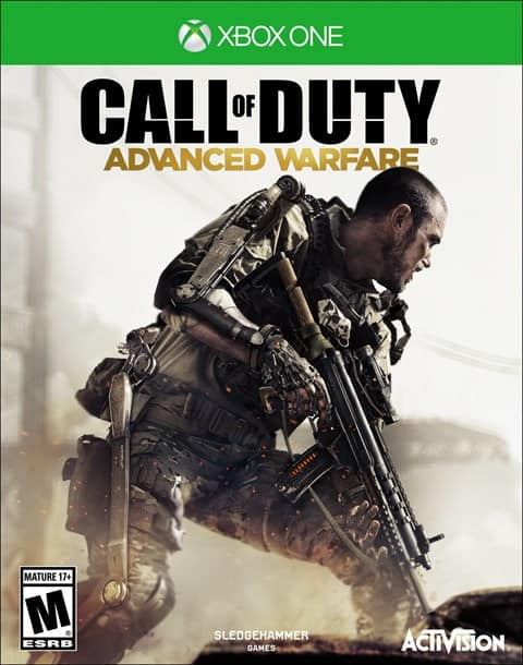 Back again! Call of Duty Advanced Warfare ALL PLATFORMS $31.99 with GCU!! ($39.99 without)