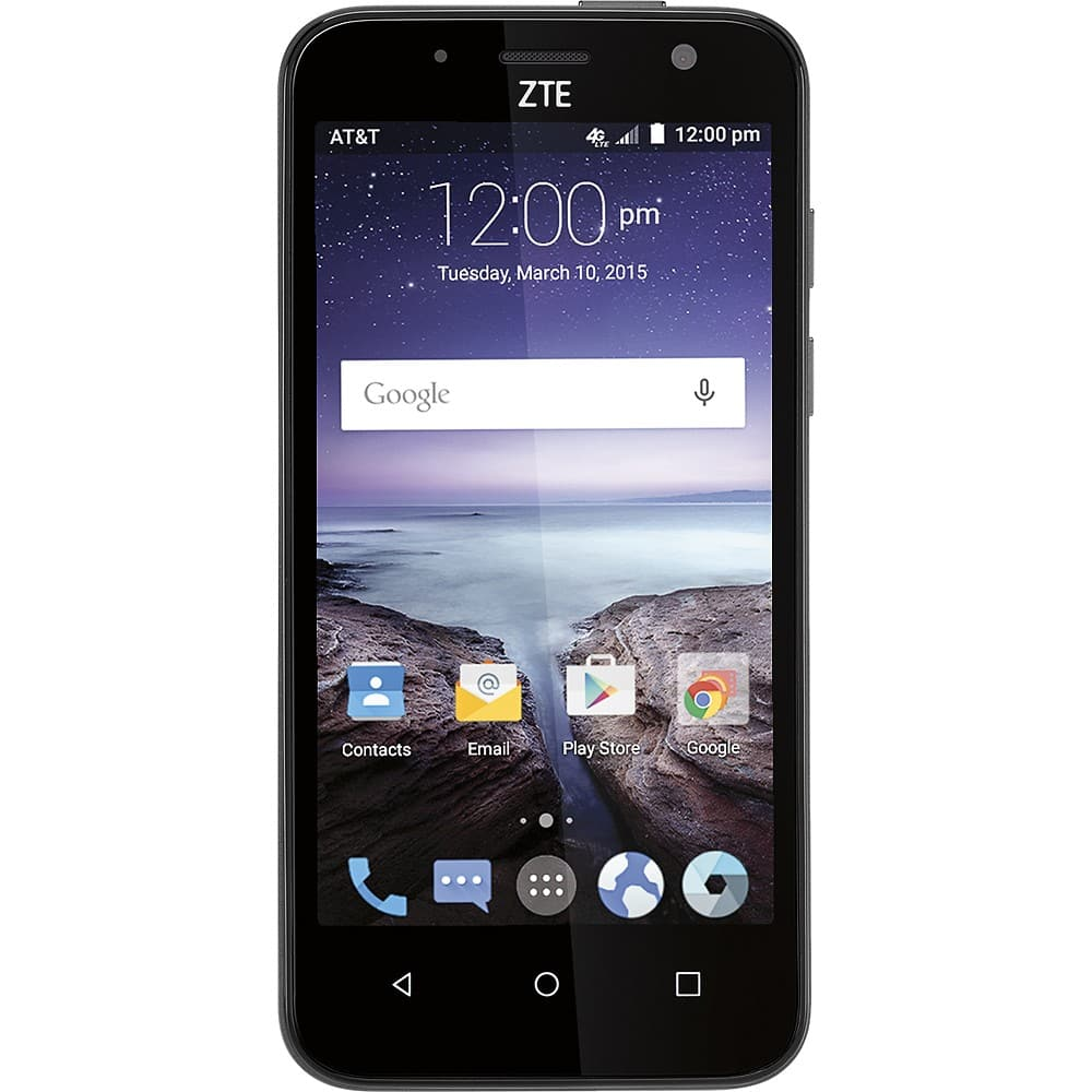 AT&T zte Maven Smartphone $17.99 (usually $60)