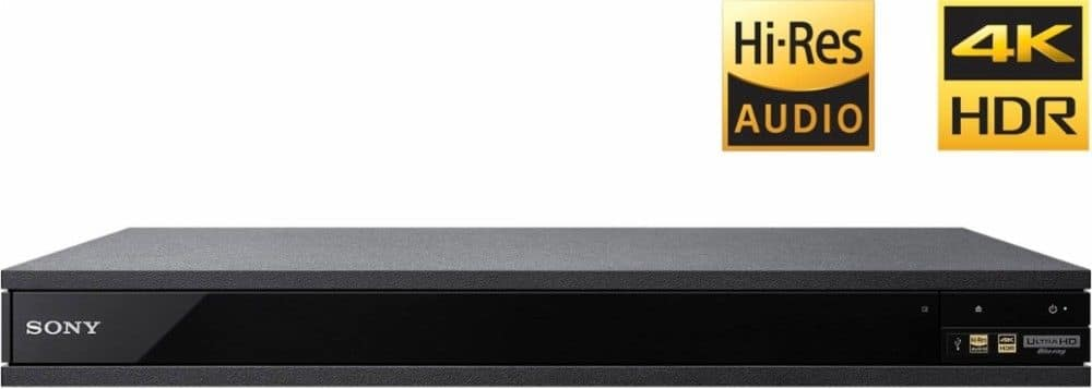 Sony Smart X800 Ultra Blu-ray Player - Ebay - $141.60 after 20% coupon
