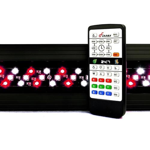 Finnex Planted+ 24/7 SE Fully Automated Remote Aquarium LED Fixture [48 Inches] $87.74