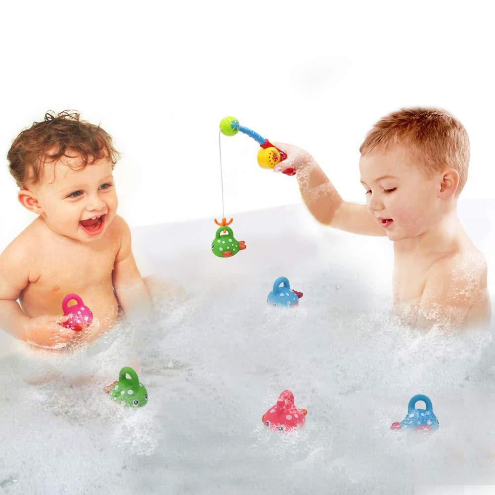 fajiabao bath toys for kids bathtub fun toys fishing game. Black Bedroom Furniture Sets. Home Design Ideas