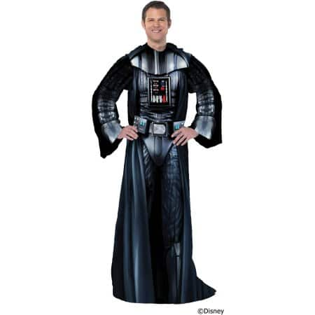 "Star Wars™ ""Being Darth Vader"" Comfy Throw $11.39"
