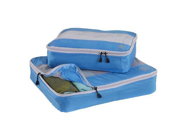 2-Piece Uncharted Ultra-Lite Packing Cubes (Various Colors) $6.99