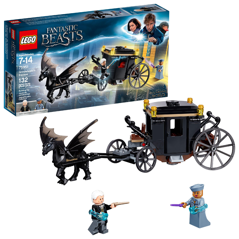 LEGO Harry Potter Grindelwald'S Escape 75951 (11.99) Walmart