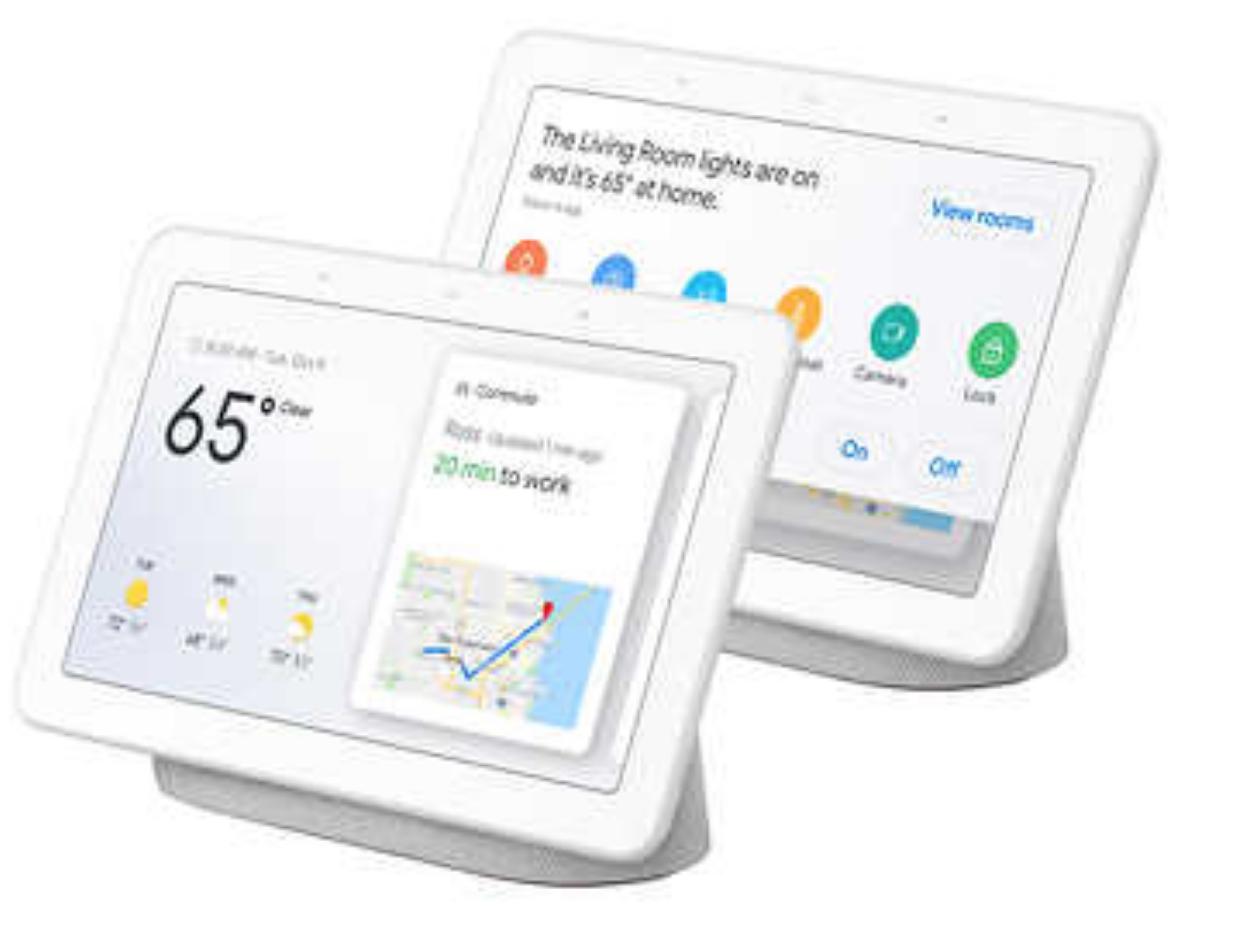 2 pack Google home smart hub for $139.99 after $60 off
