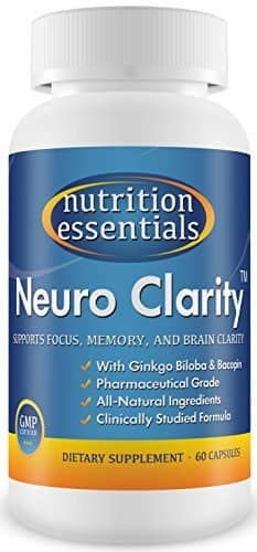 FREE Bottle of Neuro Clarity brain boost (prime members only)
