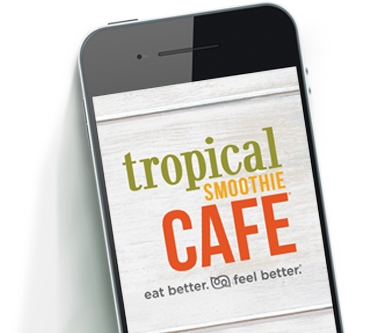 FREE $5 credit with free app download - Tropical Smoothie Cafe