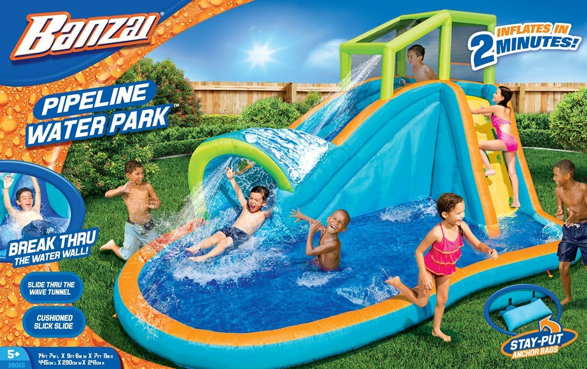 Banzai Pipeline Water Park $104.98 YMMV Target Clearance B&M In Store Only