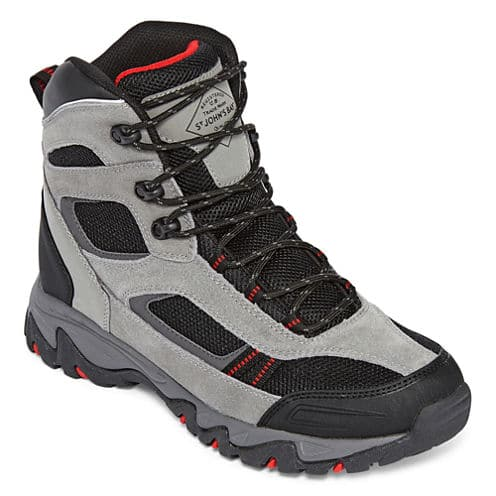 St. Johns Bay - Men's Hiking Boots - $22.04 or less - Free Shipping