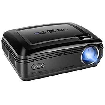 Excelvan bl-58 projector 720p native Amazon $90