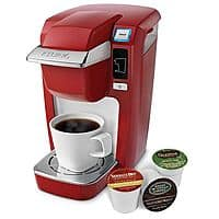 Kohls Deal: Keurig K10 B31 Mini Plus Personal Coffee Brewer -$56 + tax + Free Ship + $10 Kohls cash w/ Kohls Card