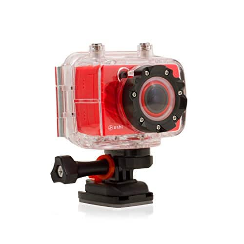 Fuhu Nabi Square HD Rugged 1080p Action Camcorder - $29 + shipping and tax