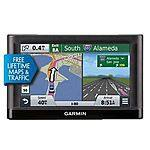 "Garmin 6"" GPS 65LMT $124.99 (plus 4X eBay Bucks for some) Buydig via ebay New NOT refurbished Lifetime Maps Traffic"