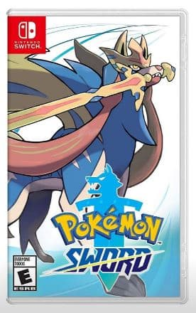 Pokemon Sword Nintendo Switch $37.99
