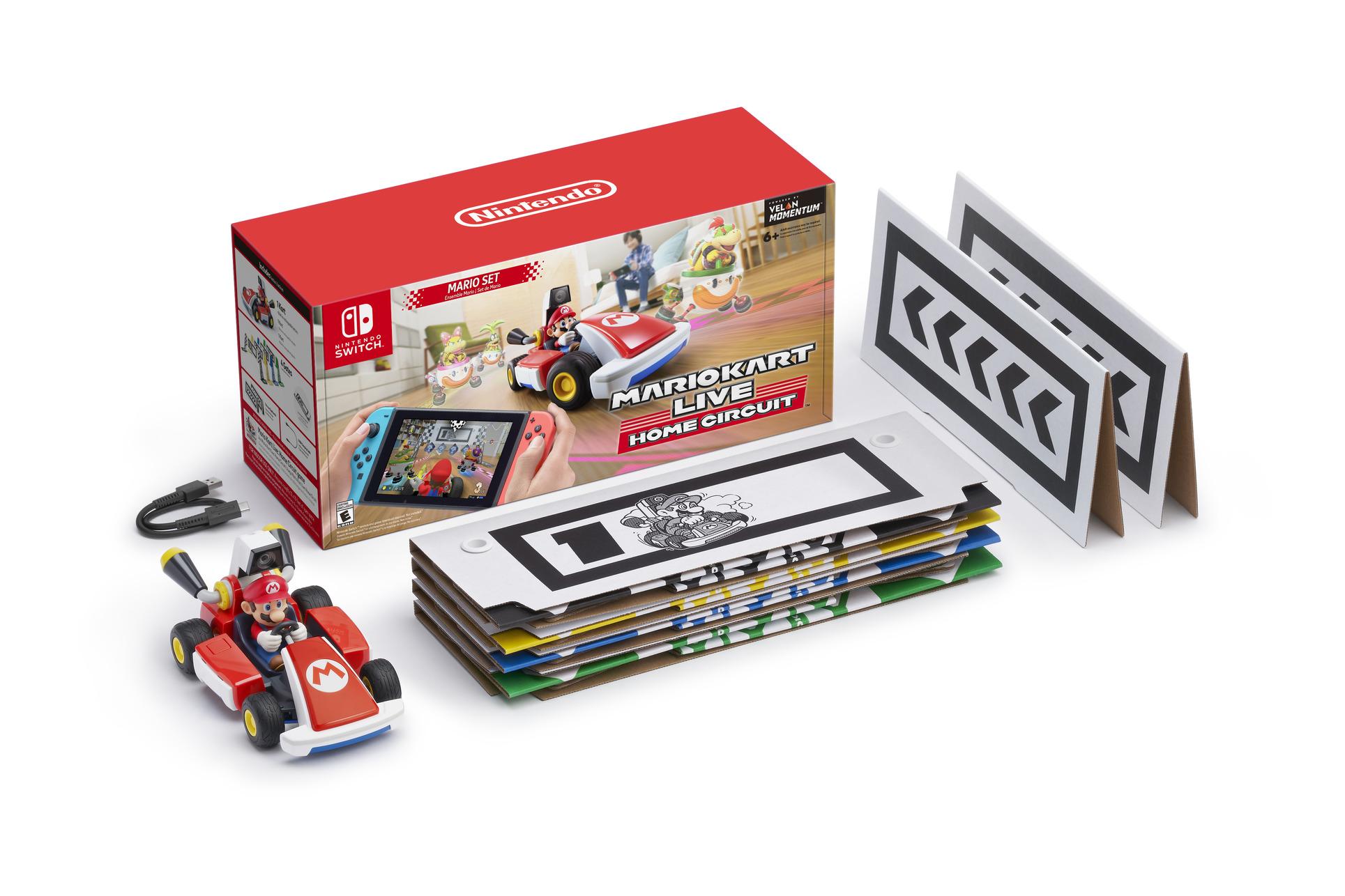 Mario Kart Live: Home Circuit – Mario Set, Nintendo, Nintendo Switch 00045496882839 – Walmart Inventory Checker – BrickSeek $40