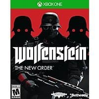 Amazon Deal: Wolfenstein: The New Order & Wolfenstein: The Old Blood - $35 Xbox One - Amazon
