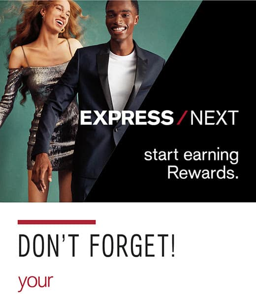 $10 off $10 express.com. YMMV check your email.  Any free shipping codes?