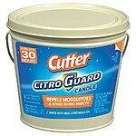 17oz Cutter® CitroGuard Bucket Candle - $3.82 with Free Store Pickup @ Target B&M - YMMV