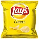 AWD - 50-Count Lay's Classic Potato Chips - $8.88 Free Prime Shipping