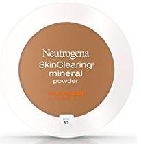 Neutrogena Skin Clearing Mineral Powder (Honey 85) $2.38 Free Ship via Amazon S&S