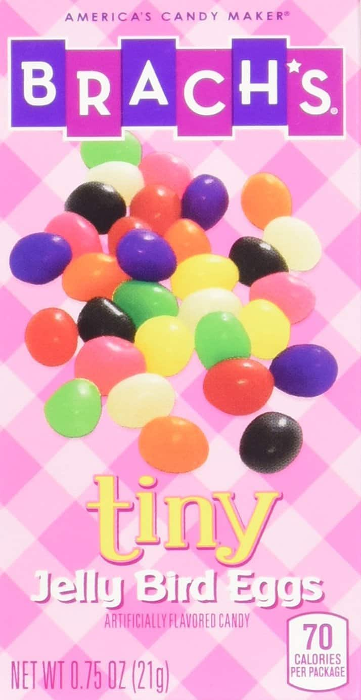 60-Count 0.75oz Brach's Easter Candy Tiny Jelly Beans $5.25 Free Amazon Ship w/S&S