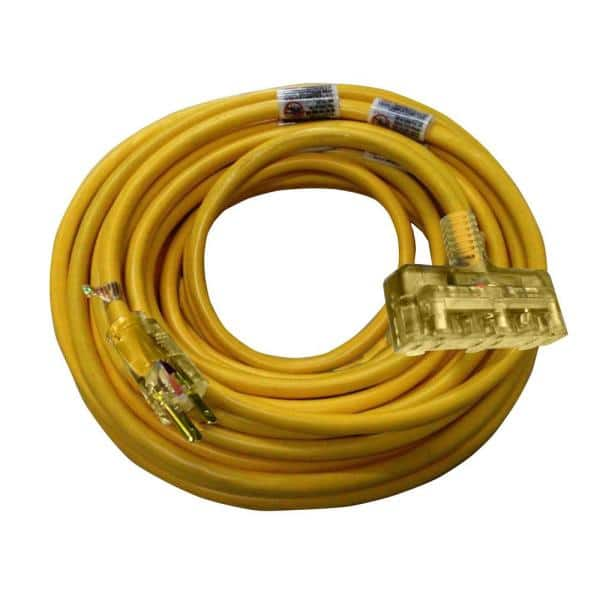 HUSKY 50 ft. 12/3 Extension Cord $14.8