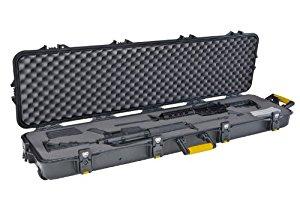 Plano Double Scoped Rifle Case w/Wheels $107.74