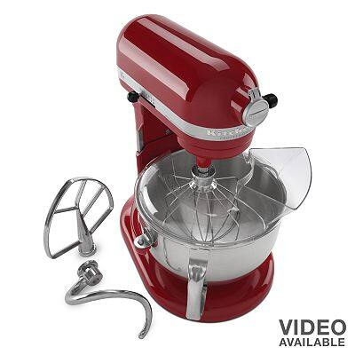 Kitchenaid Professional 600 Stand Mixer For $249.99 After Rebate, Plus Get $90 In Kohl's Cash! (REG $449.99)