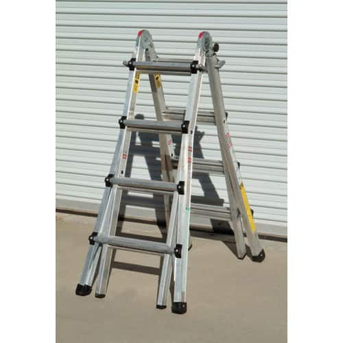 17 Ft Multi-task ladder $99 at Harbor Freight with coupon