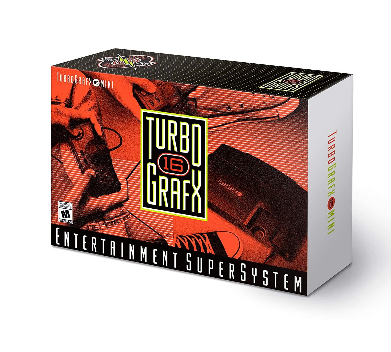 TurboGrafx-16 mini $99.99