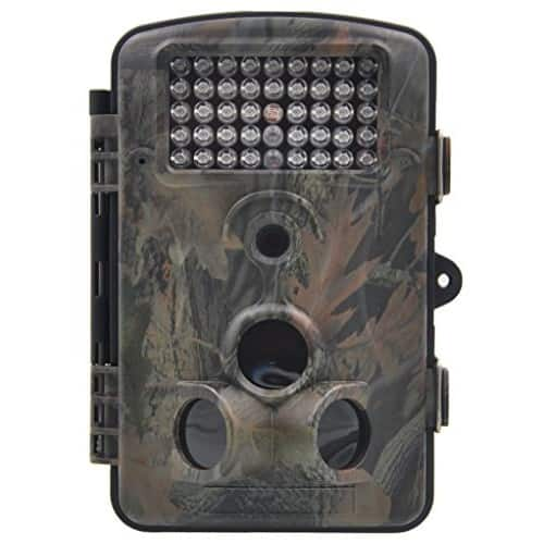 "XIKEZAN 1080P HD Trail & Game Camera,12MP Mini Night Vision Wildlife Camera with Time Lapse & 2.4"" LCD Screen $41.49 after 17% Discount @ Amazon"