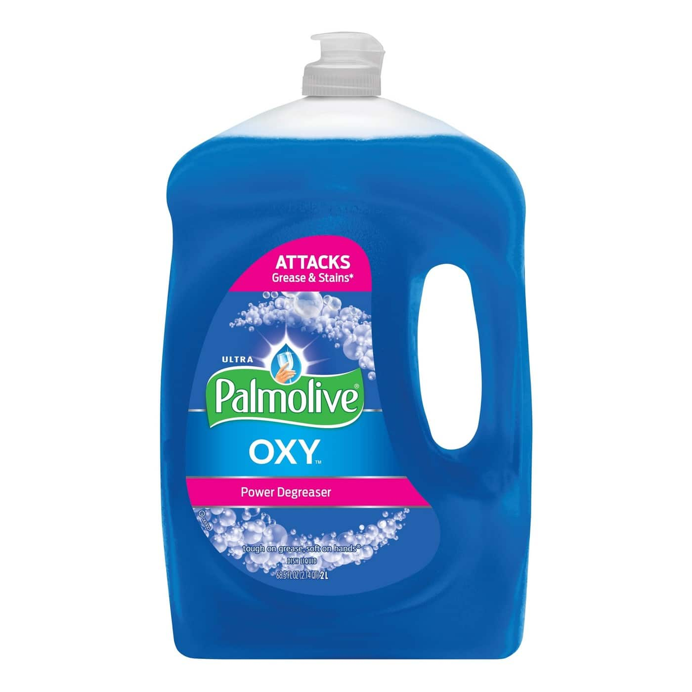 2-Ct 68.5 oz Palmolive Ultra Liquid Dish Soap (Oxy Power Degreaser) $12 at Target with Free $5 Gift Card