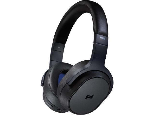 6a1b88bfbf1 KEF Porsche Design SpaceOne Wireless Headphones (Black) - Slickdeals.net