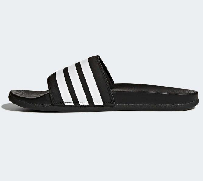 adidas Adilette Slide Sandals: Cloudfoam Plus or Comfort (Various) EXPIRED