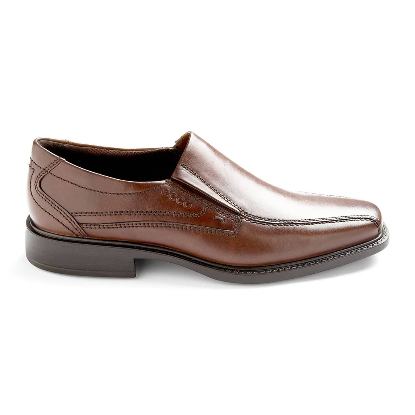 Ecco Shoes: Women's Freja Sandal II or Men's Ecco New Jersey Slip-On $70 & More + Free Shipping