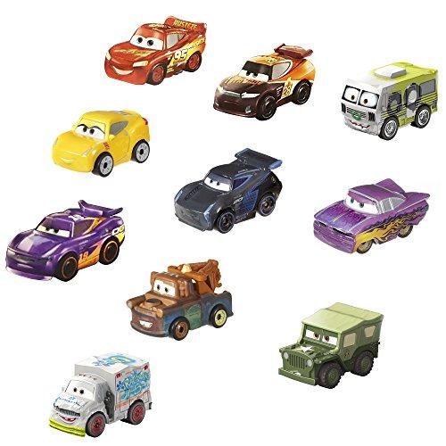 10-Pack Disney Pixar Cars Mini Racers $13.99 + Free S/H w/ Prime